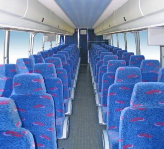 50 people charter bus Miami