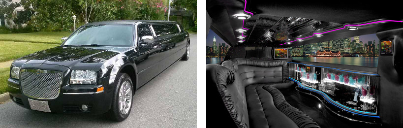 chrysler limo service clinton