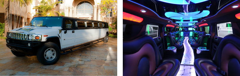 hummer limo service pearl