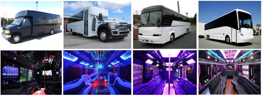 miami party buses