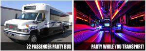 party bus rentals miami