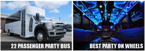 party buses miami