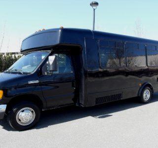 18 passenger party bus Aventura