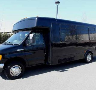 18 passenger party bus Hollywood