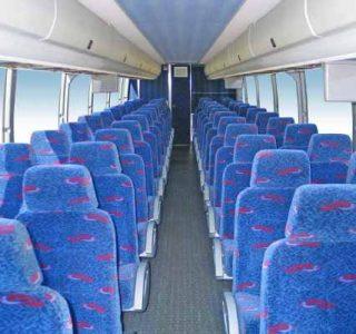 50 people charter bus Homestead