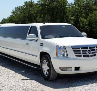 Cadillac Escalade limo Pinecrest
