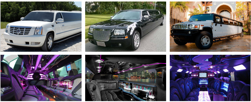 Prom Party Buses